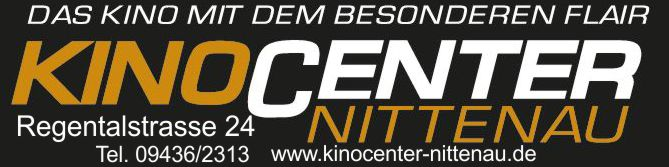 Logo Kino Center Nittenau